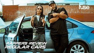 "YBN Nahmir Reviews A 2020 Toyota Corolla: ""I'd Drive It""   Rappers Review Regular Cars   Fuse"