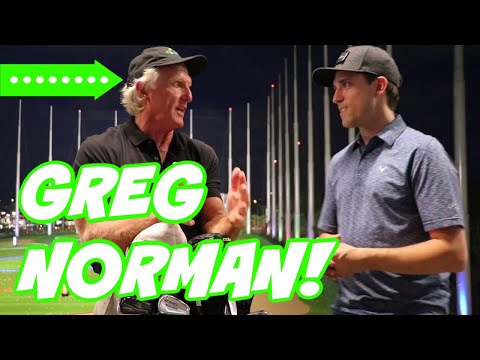 Greg Norman's Hot Takes On The Presidents Cup And Royal Melbourne Golf Club | GolfWRX