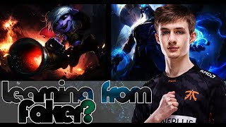 Is Nemesis Learning from Faker? | Tristana & Ryze Gameplay | Replay Highlights