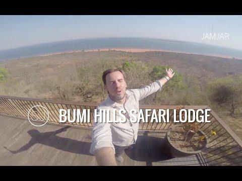 BUMI HILLS SAFARI LODGE - LAKE KARIBA, ZIMBABWE