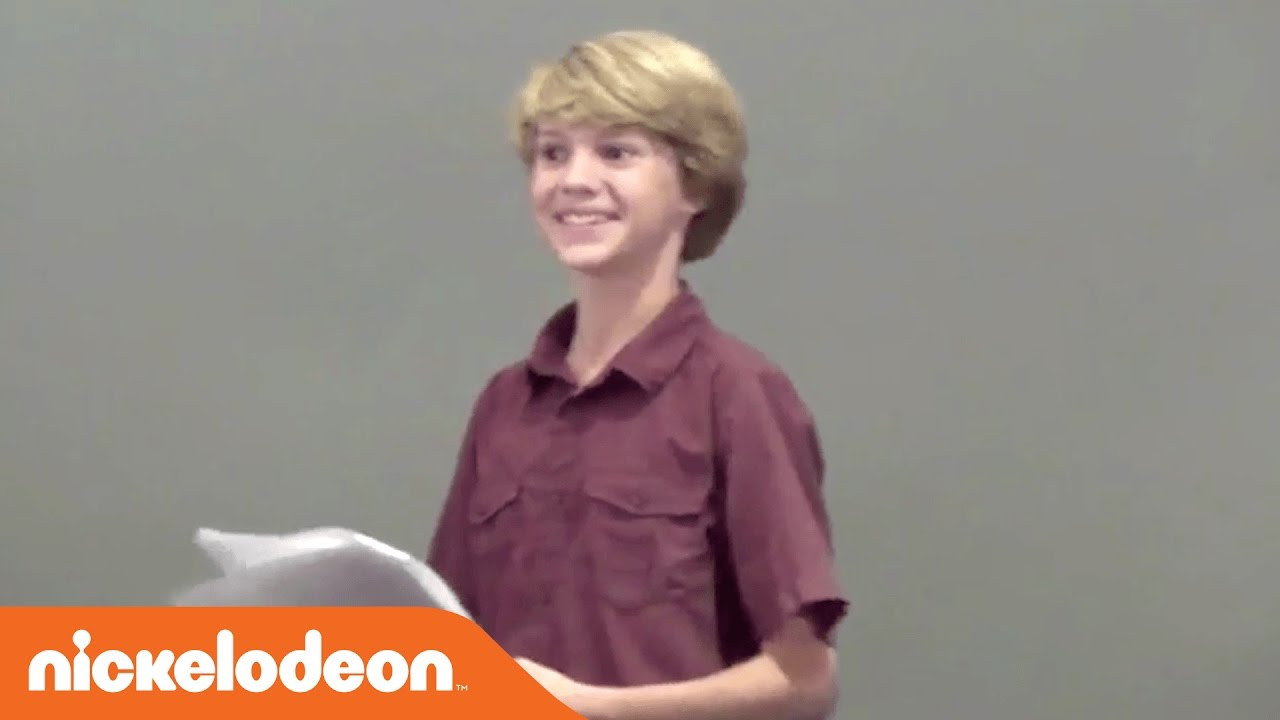Jace Norman Henry Danger Casts Never Before Seen Auditions Nick