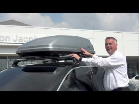 BMW Roof Boxes for Rent or Sales at Don Jacobs BMW in Lexington, KY