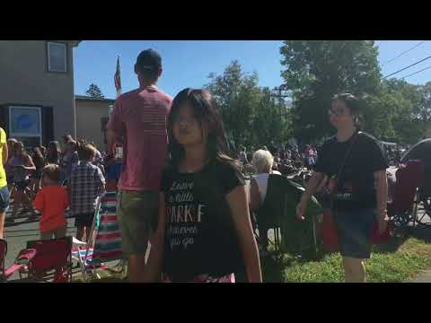 2017 Belchertown parade