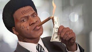 ТОП 10 безумных поступков игроков GTA