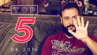 TOP 5 JOGOS DE 2016 do Corraini