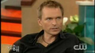 Phil Keoghan on the Bonnie Hunt Show