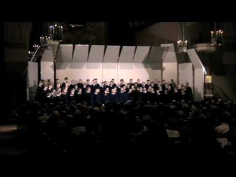 There Is a Balm in Gilead - The Concordia Choir, René Clausen