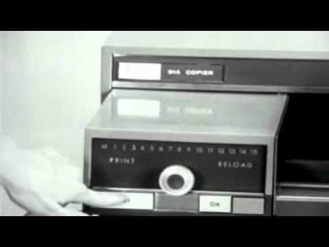Old Sexist Xerox Commercial