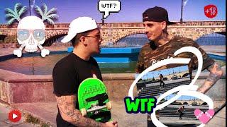 Nos retamos trucos de skate | MDpollo