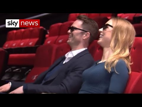 Smelly Screens & Moving Seats At The UK's First 4DX Cinema |