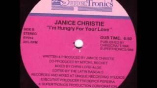 Janice Christie - I