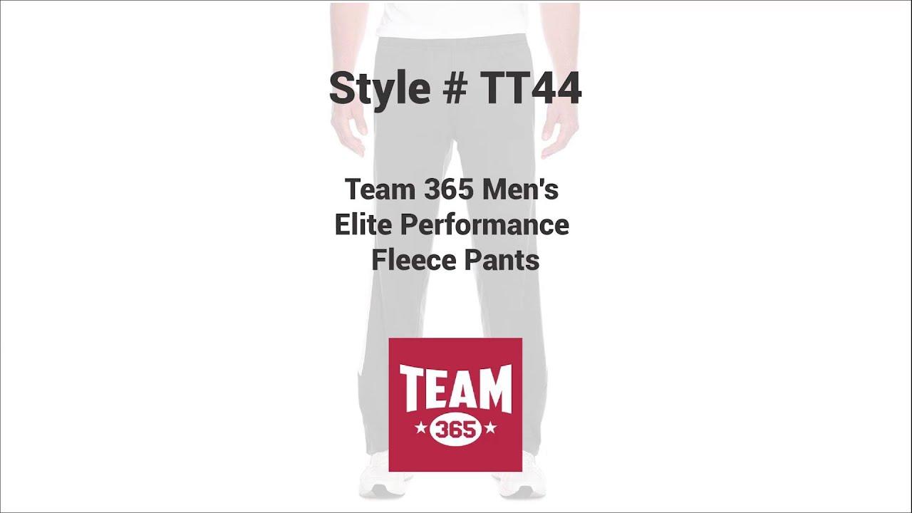 TT44 Team 365 Mens Elite Performance Pants
