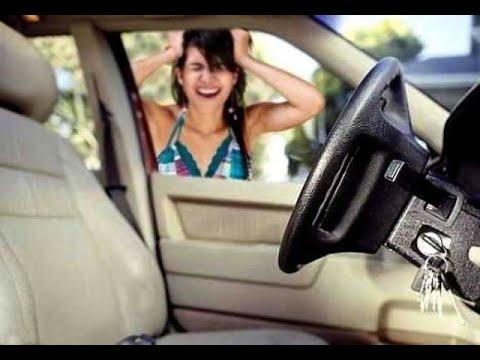 Как открыть Акцент без ключей за 30 сек через водительскую дверь