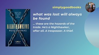Nighthawking by Russ Thomas: what was lost will always be found