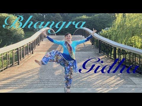 Bhangra Gidha | Nimrat Khaira | Bhangra Dance Cover by Apni Bhangra Mutiyaar 2017