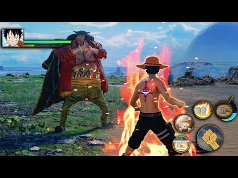 Top 5 One Piece Games For Android 2019