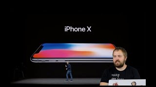 Презентация iPhone 8 на русском - Полная версия с комментариями от Wylsacom