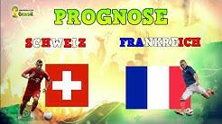 FIFA WM 2014 Prognose | Schweiz gegen  Frankreich