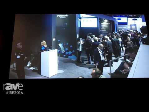ISE 2016: Panasonic Details Fully Automated Lecture Capture System