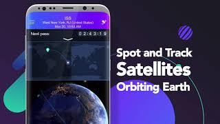 Satellite Tracker – spot and track satellites orbiting Earth screenshot 4