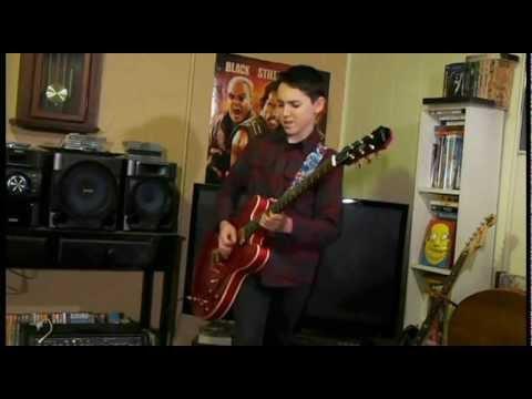 Guitar Cover of Rush's Garden Road by Lorenzo Z.