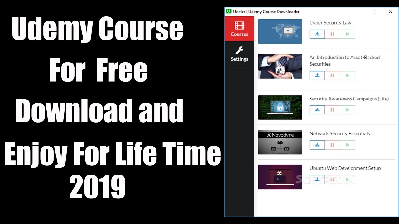 Get Paid Udemy Courses for Free and Download - Lifetime Access 2019