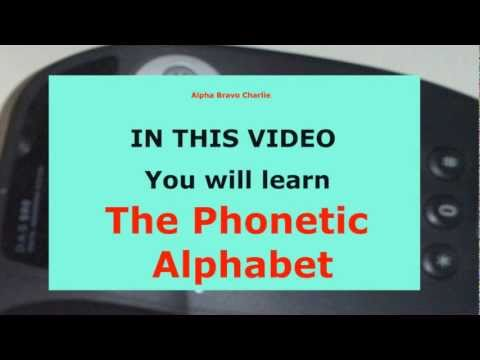 Alpha-Bravo-Charlie-Phonetic-Alphabet.wmv