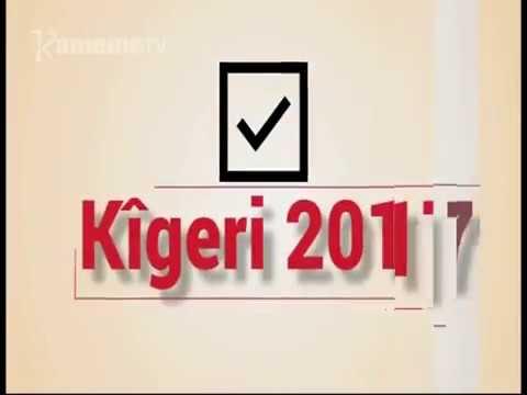 Kigeri 2017: Commissioner wa IEBC Roselyne Akombe gutiga wira Prt1