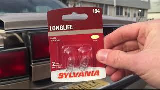 1995 Buick LeSabre - Replacing Tail Light