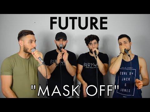 Berywam - Mask Off (Future Cover) In 5...
