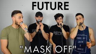 Download Berywam - Mask Off (Future Cover) In 5 Styles - Beatbox MP3 song and Music Video
