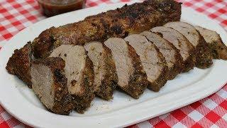 Honey Roasted Pork Tenderloin ~ Quick and Easy Roast Recipe ~ Easter Recipe  ~ Noreen's Kitchen