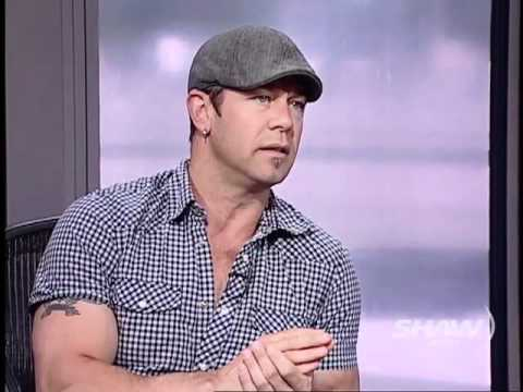 Aaron Pritchett on Studio 4 with Fanny Kiefer Part 1 of 2