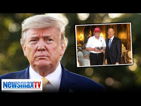Donald Trump stood up to our enemies | Sen. Rick Scott