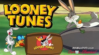 LOONEY TUNES (Looney Toons): BUGS BUNNY - Falling Hare (1943) (Remastered) (HD 1080p)