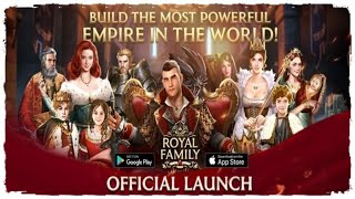 Royal Family Gameplay Android | New Mobile Game