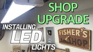 Shop Work: Installing LED Lights