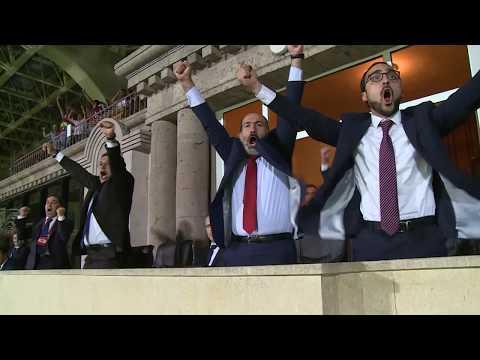 Ինչպե՞ս էր Նիկոլ Փաշինյանը մարզադաշտից հետևում   Հայաստան-Իտալիա հանդիպմանը