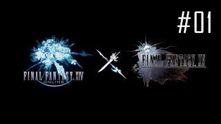 FINAL FANTASY XIV - Crossover avec Final Fantasy XV 1/2