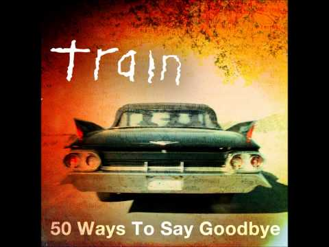 Train 50 Ways to Say Goode Marching Band Arrangement