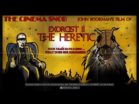 The Cinema Snob: EXORCIST II: THE HERETIC