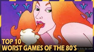 THESE ARE THE WORST GAMES OF THE 80's | #ZOOMINGAMES
