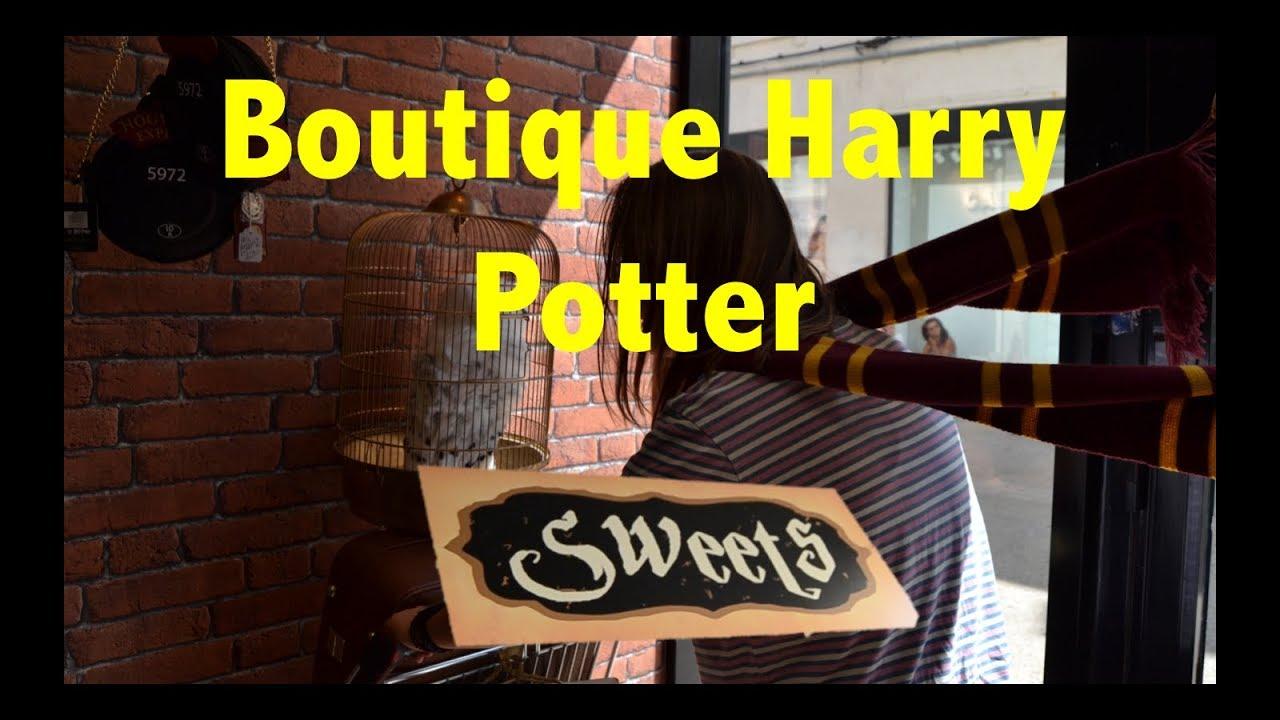 15 Choses à Savoir Sur La Boutique Harry Potter Sweets