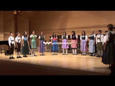 """Musik-NMS Großklein Vocalensemble """"Die Sulm und die Weinberg"""""""