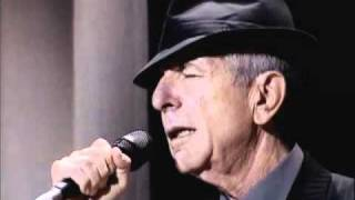 Watch Leonard Cohen On That Day video