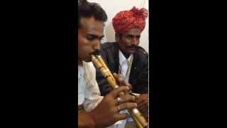 Rhana Ram Bhil and the Algoza Flute