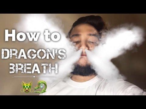 How to Dragon's Breath | Vape Tricks 💨 |