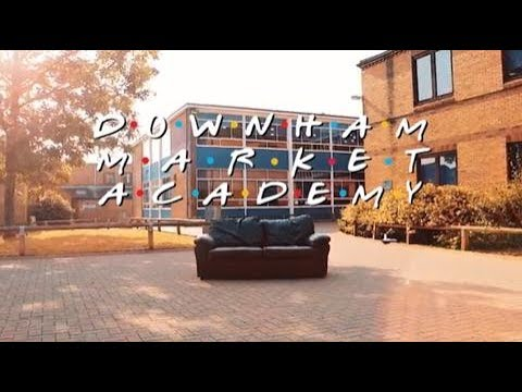The Downham Market Academy Staff - I'll Be There For You (Lip Sync)