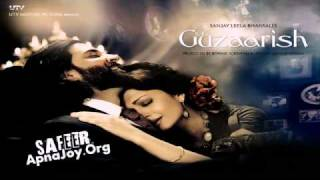 "Jaane Kiske Khwaab ""Full Song"" - Guzaarish Songs *2010* Ft. Hrithik Roshan & Aishwarya Rai"