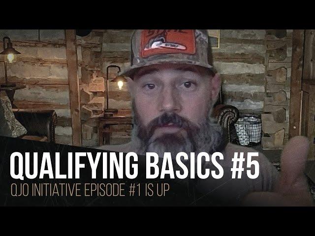 Qualifying basics #5